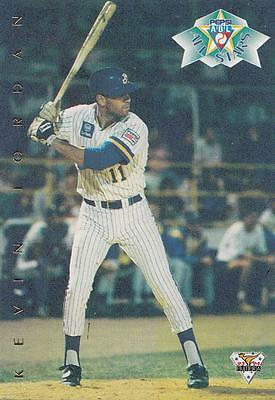 Futera ABL Australian Baseball League 1994 All Stars Kevin Jordan #122