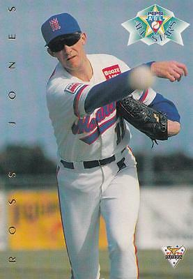 Futera ABL Australian Baseball League 1994 All Stars Ross Jones #129