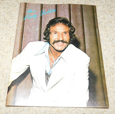 Vintage 1970S This Is Marty Robbins Program Country Music