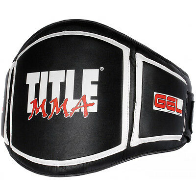 Title MMA Gel Body Protector