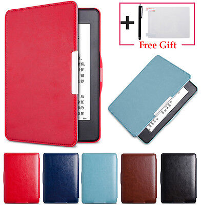 "Lot Magnetic Auto Sleep Leather Cover Case for 2016 Kindle Paperwhite 6"" 7th Gen"