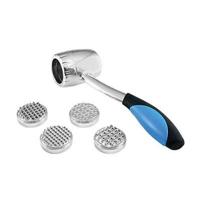 Allpoints 59-168 Jaccard Simply Better Mallet Meat Tenderizer