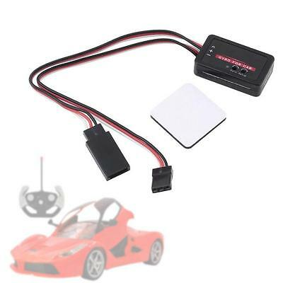Powerful Mini Piezoelectric Gyro Car Tail-drive System Gyro For RC Cars BoatsFFc