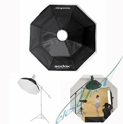 "GODOX 120cm 47"" Octagon Umbrella Bowens Mount Studio Flash Softbox Reflector"