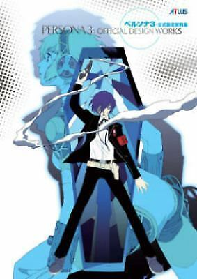 Persona 3: Official Design Works : Official Design Works by Atlus (2014,...
