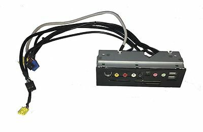 Medion PC MT 8 USB Audio Video FireWire Front Panel