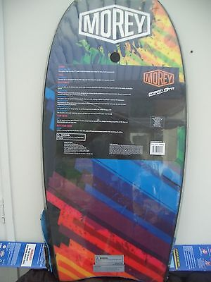 Morey Mach 9Tr Yellow  Slick Body/boogie Board Brand New  Sealed