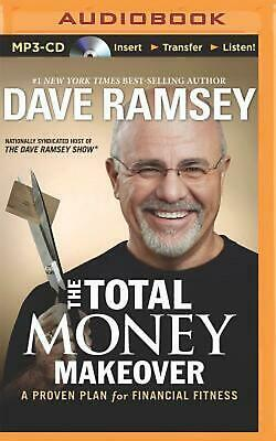 Audiobook CD: Total Money Makeover by Dave Ramsey (English) Audiobook CD Book