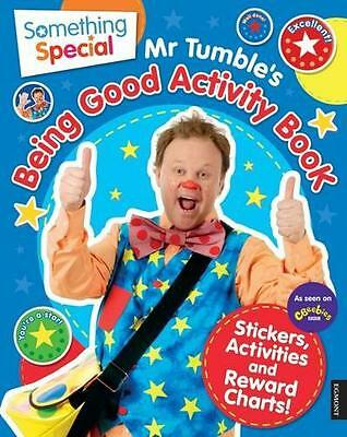 Something Special Mr Tumble's Being Good Activity Book (Reward Sticker Books),