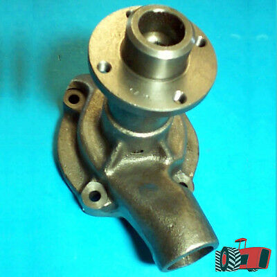 WPM3505 Water Pump Ford 2703E 2712E 2715E D380 Diesel Engine w Inlet @ 5 O-clock