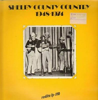 LP Slim Rhodes, Charlie Feathers, Jimmy Haggett, etc Shelby County Country 1948