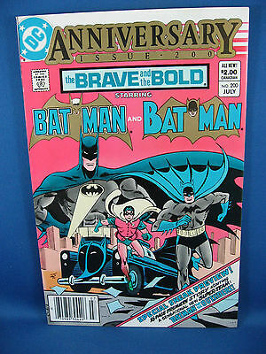 THE BRAVE AND THE BOLD 200 NM First Katana Suicide Squad 1983