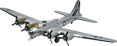 B17G Flying Fortress WW2 Bomber 1/48 scale skill 2 Revell plastic model kit#5600