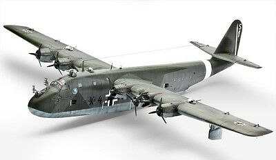 "Blohm & Voss BV222 ""Wiking""  1/72 scale skill 5 Revell plastic model kit#4383"