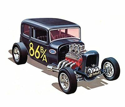 1932 Ford Victoria Hot Rod 1/25 scale skill 2 AMT plastic model kit#902