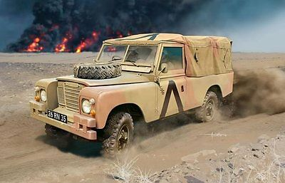 British 4x4 Off-Road Vehicle 109 1/35 scale skill 4 Revell model kit#3246
