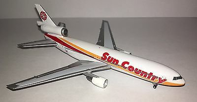 Gemini Jets Sun Country Dc-10-30 - 1/400 Scale