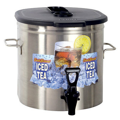 Bunn Iced Tea Dispenser 3.5 Gallon Urn - Tdo-3.5-0000