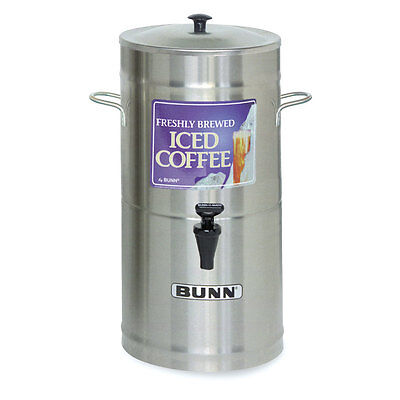 Bunn ICD-3-0002 Iced Coffee Dispenser 3 Gallon Urn