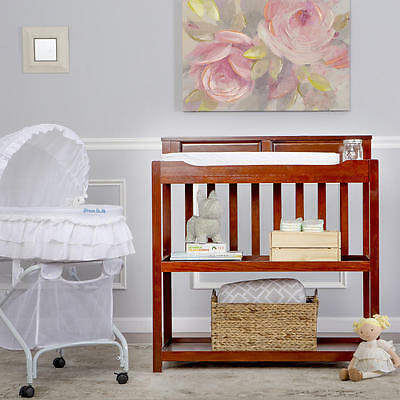 New Dream On Me Zoey 3-in-1 Convertible Changing Table, Twin Bed - Espresso