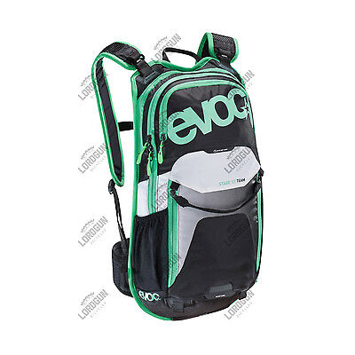 Zaino Evoc Stage 12L Team Bagpack Mtb Enduro Freeride Offroad Outdoor