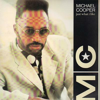 Michael Cooper Just What I Like NEAR MINT Reprise Records Vinyl LP