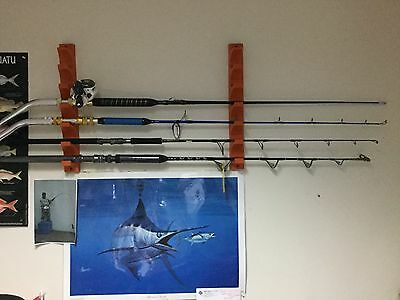 Shimano Forcemaster Blue Eye Bazooka  30-50 Lb  Rod  Larry Diamond Special