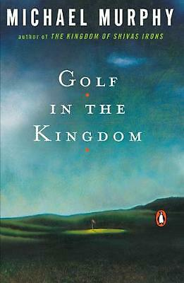 Golf in the Kingdom by Michael Murphy Paperback Book (English)