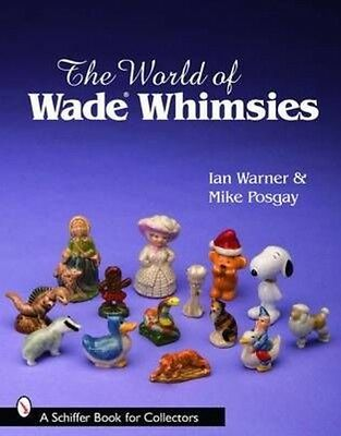 The World of Wade Whimsies by Ian Warner Paperback Book (English)