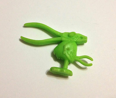 R&l Cereal Toy 1969 Tooly Birds ~ Pliers ~ Lime ~ Aussie Kelloggs