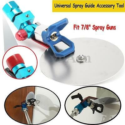 Universal Spray Guide Accessory Tool For Titan Wagner Graco Paint Sprayer 7/8''