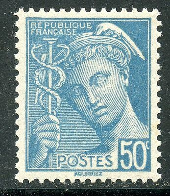 Stamp / Timbre De France Neuf Luxe N° 538 ** Type Mercure