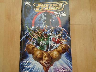 Fantasy Comic Heft / Justice League - Cry for Justice