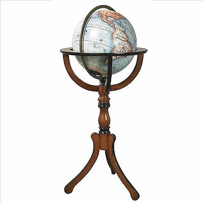 Library Globe Museum Reproduction