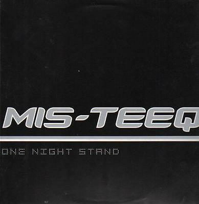 Mis-Teeq One Night Stand Vinyl Single 12inch NEAR MINT Telstar