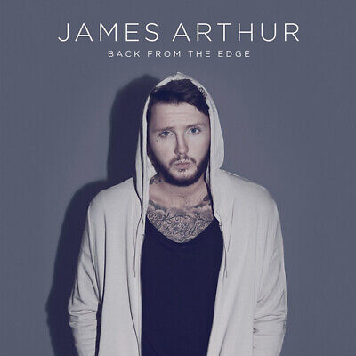 James Arthur : Back from the Edge CD (2016) Incredible Value and Free Shipping!