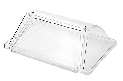 Adcraft RG-07/COV Sneeze Guard for Hot Dog Grill RG-07