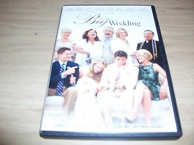 Comedy Movie: The Big Wedding! Used & In Excellent Condition!!! Robert Deniro!!!
