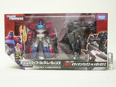Transformers Generations ORION Pax VS MEGATRONUS Toy NEW