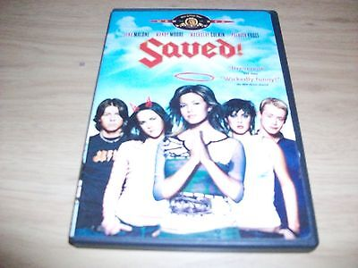 Comedy Movie: Saved!! Used & In Excellent Condition!!!! Mandy Moore!!!!
