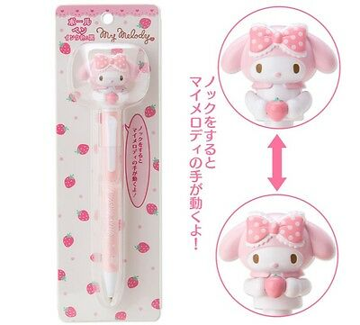 2016 Sanrio My Melody Point Pen Ball Pen black ink ~ Stationery
