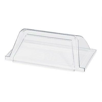 Vollrath 40825 Plexiglass Sneeze Guard for 9 Roller Hot Dog Grill w/ Door