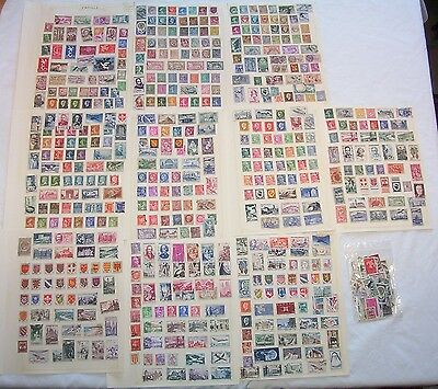stamps of  France