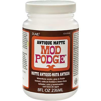 Mod Podge - Antique Matte - 236ml / 8 fl oz