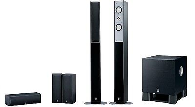 Yamaha 5.1CH Home Theatre Speaker Package