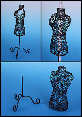 ~ANTIQUE~dress form~BLACK~fits for BJD dolls size: iplehouse EID / SID  SD 13/16