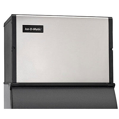 Ice-O-Matic Air Cooled Ice Machine 334Lb 22In Full Size Ice Cube Maker - Ice0320