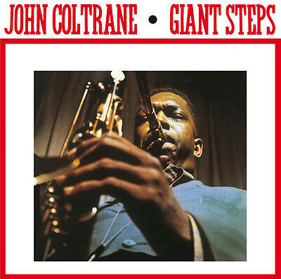 John Coltrane Giant Steps Lp Vinyl New 33Rpm