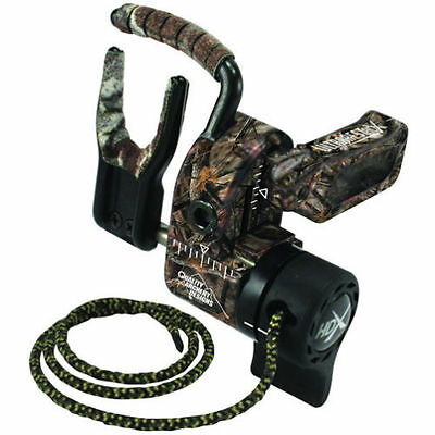 Qad Ultra Rest Hdx Lost Camo  Rh + 3 Ft Of String Loop Material
