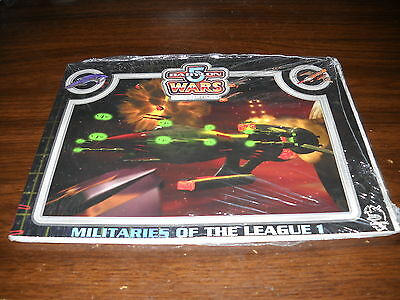 Babylon 5 Wars: 2nd Edition: Militaries of the League 1: NIS